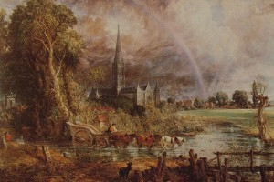 John Constable 4 Salisbury-Cathedral-From-the-Meadows-1831